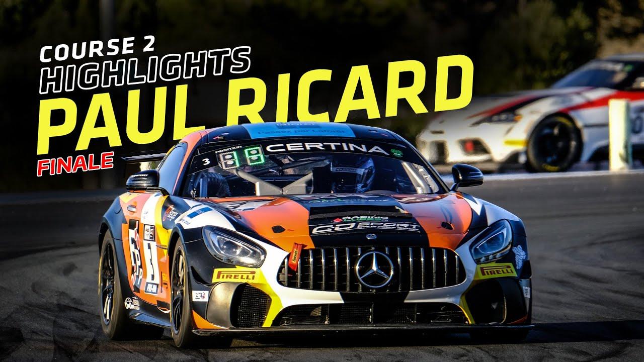 FINALE PAUL RICARD - #FFSAGT - COURSE 2 - HIGHLIGHTS - Motor Informed