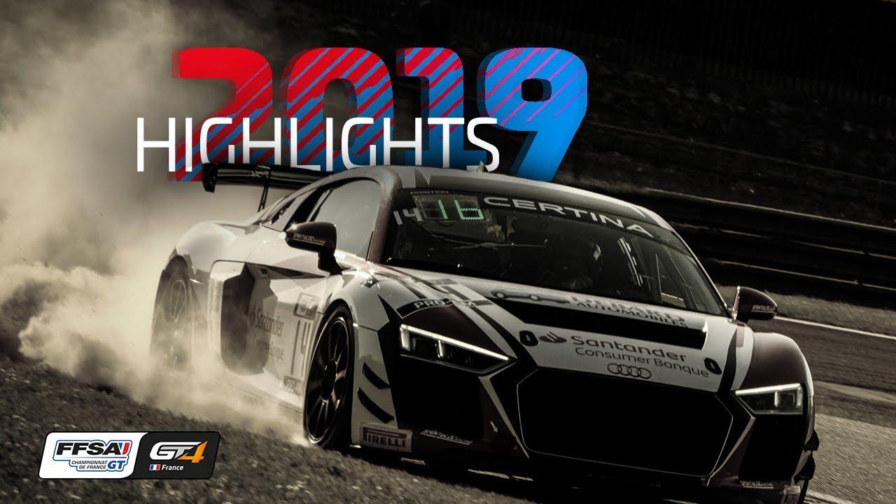 2019 HIGHLIGHTS - CHAMPIONNAT DE FRANCE FFSA GT - Motor Informed