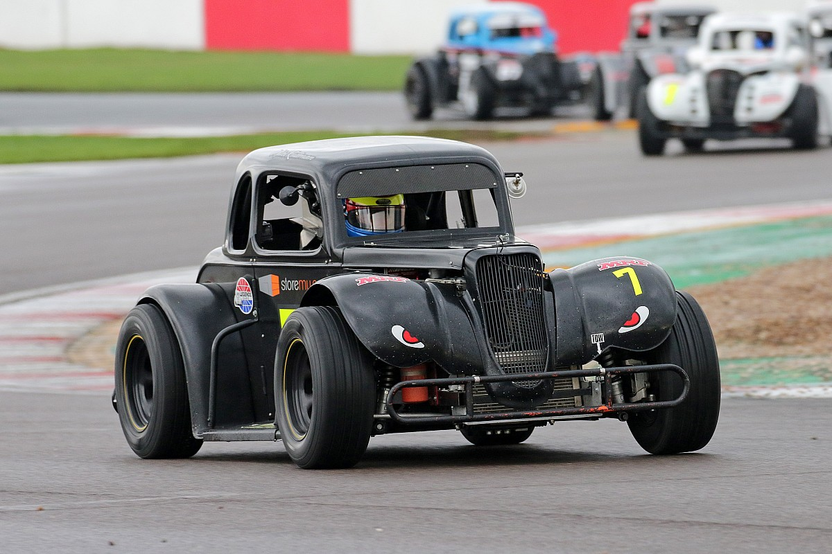 Legendary 5 wins for Rudman sends him second in Autosport Nationwide Driver Rankings - Motor Informed