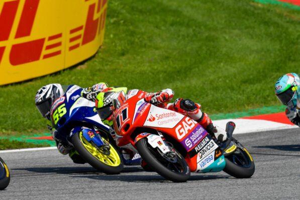 Garcia retains the strain on Acosta - GP Inside - Motor Informed