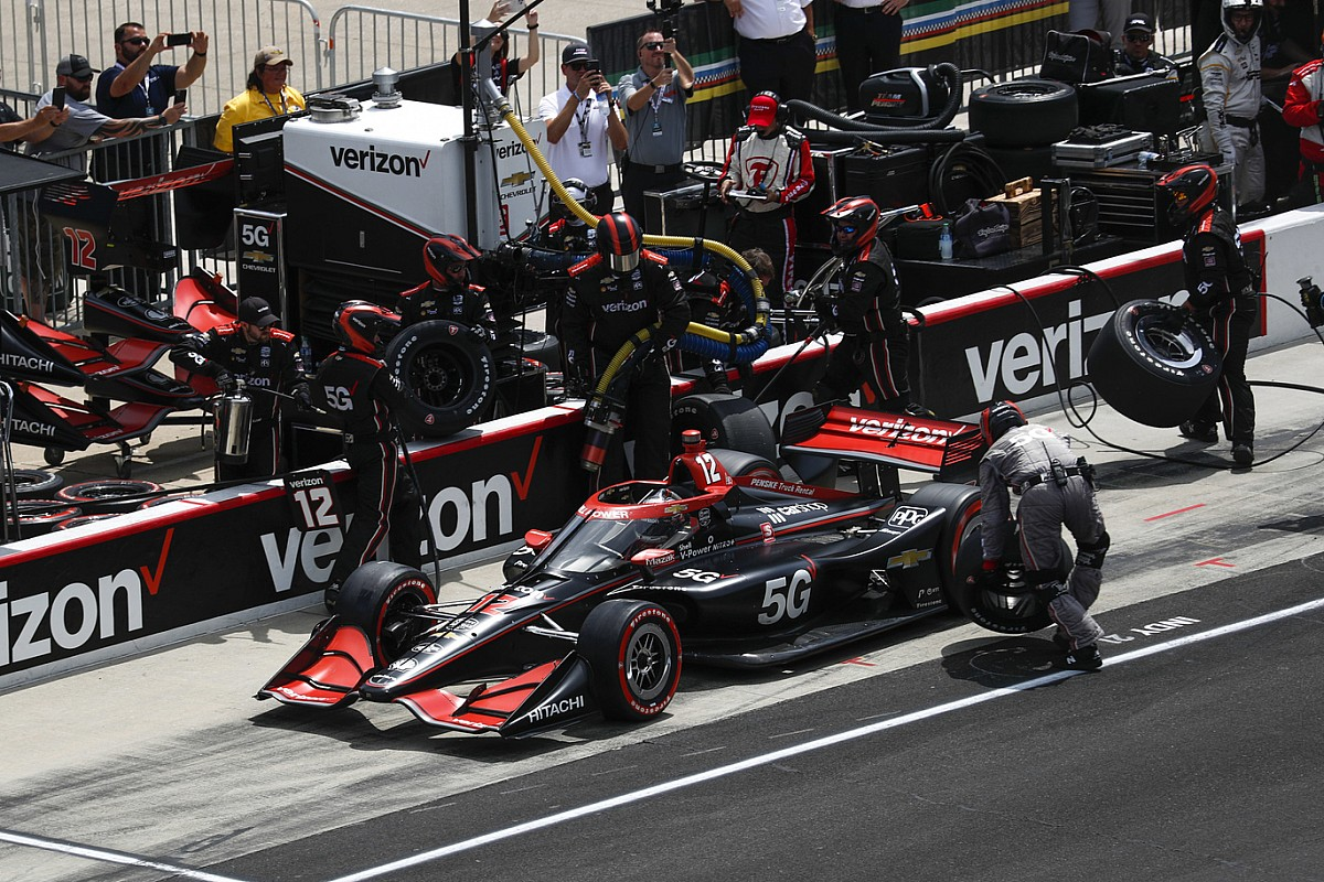 """Energy: """"Flawless"""" Penske IndyCar crew has """"accomplished the job and I have not"""" - Motor Informed"""