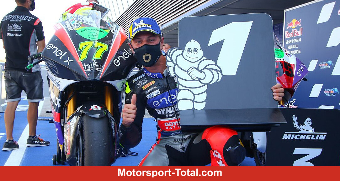Winner Aegerter overjoyed, Tulovic angry with Granado - Motor Informed