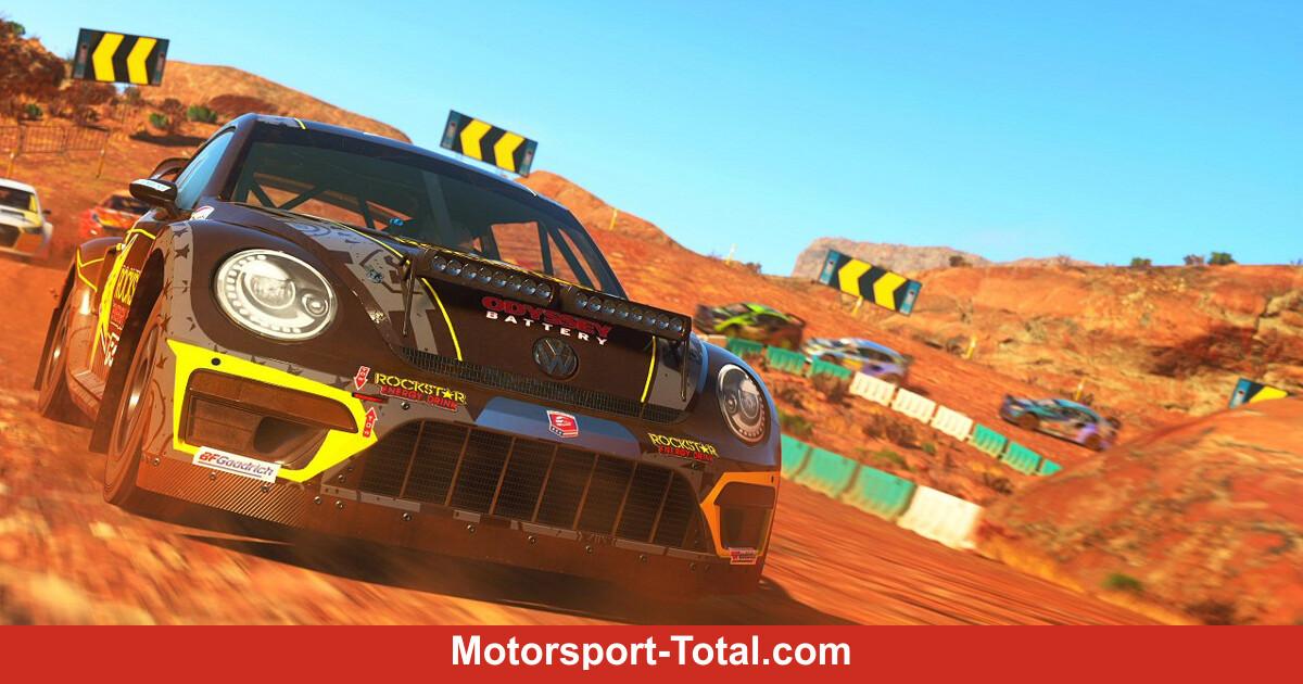 V6.00 update and Wild Spirits DLC let it crash - Motor Informed