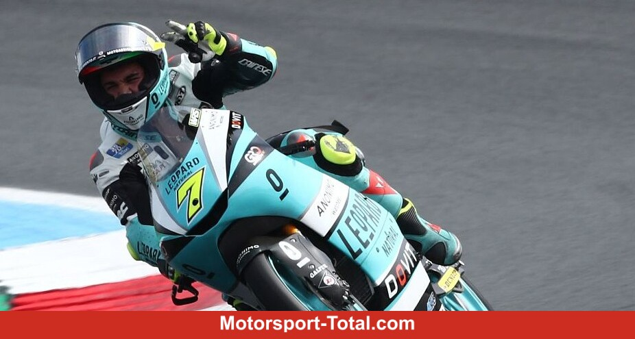 Foggia remains fastest of the day ahead of Acosta - Motor Informed