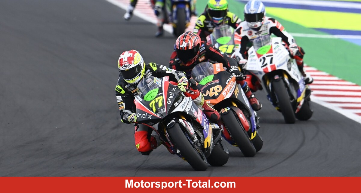 New MotoE format for 2022: two qualifying sessions, two races - Motor Informed