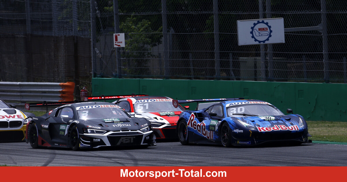 Is a brand playing for the Norisring finals? - Motor Informed