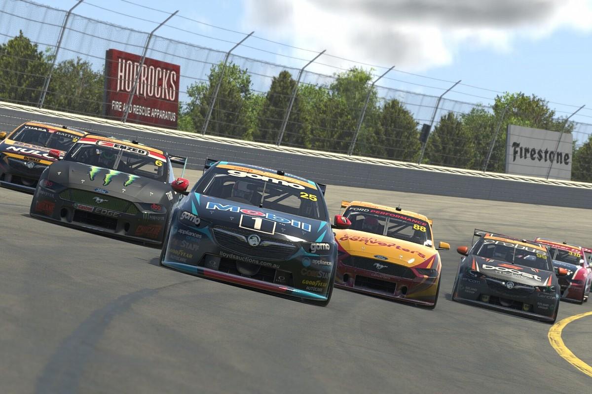 Supercars drivers to race NASCAR Mustangs, Camaros in Eseries - Motor Informed