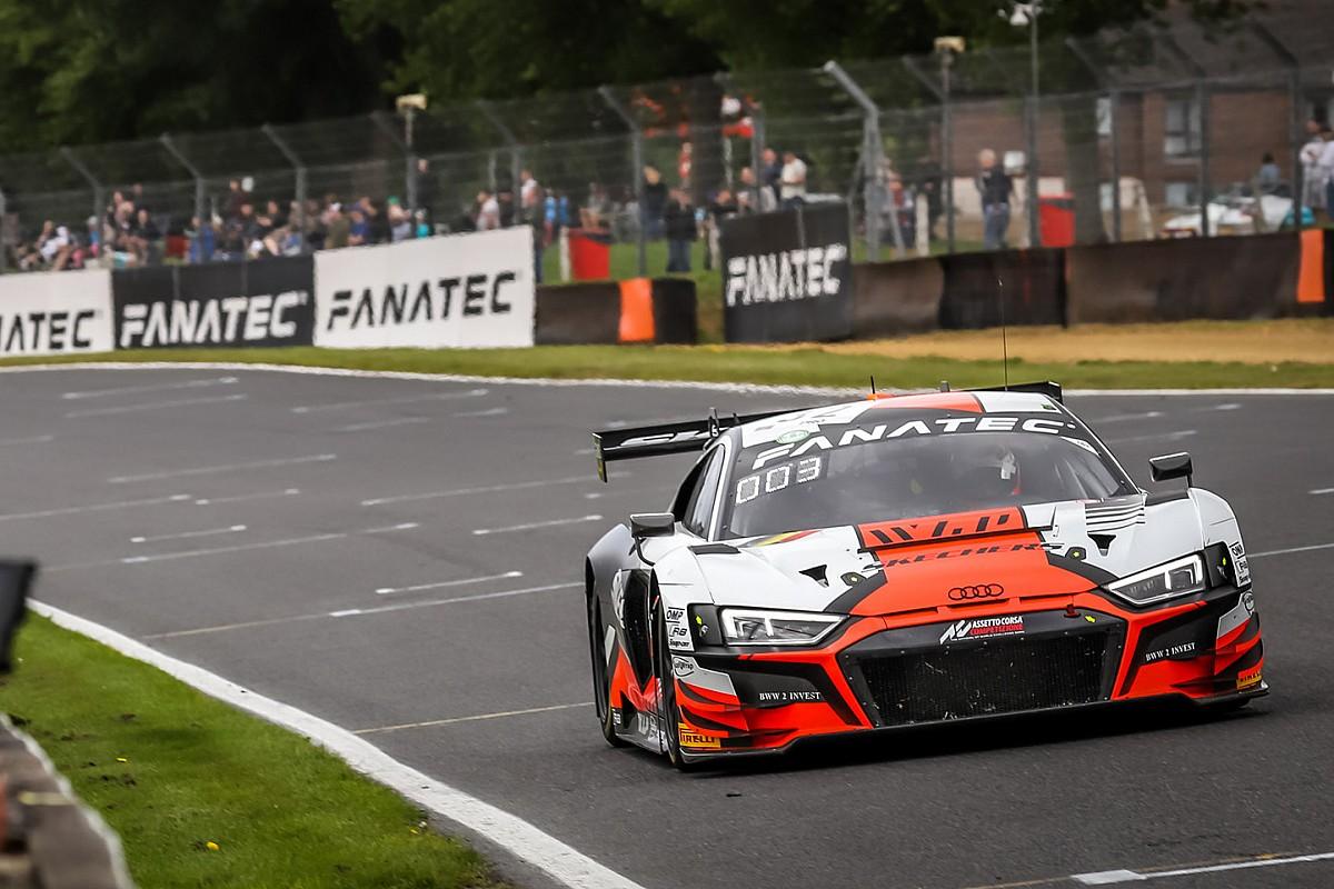 Manufacturers Hatch GTWCE: WRT Audi's Vanthoor, Weerts retain dash title - Motor Informed