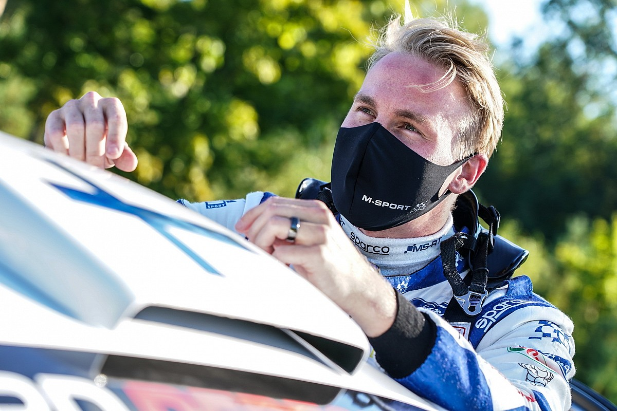 Lappi in a fifth Toyota at Rally Finland! - Motor Informed