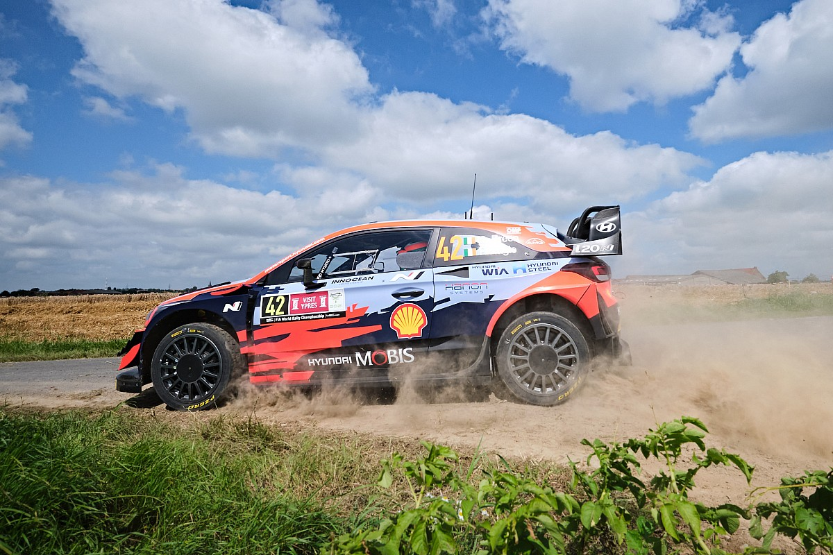 """Breen expects """"concrete"""" 2022 WRC future replace in coming weeks - Motor Informed"""