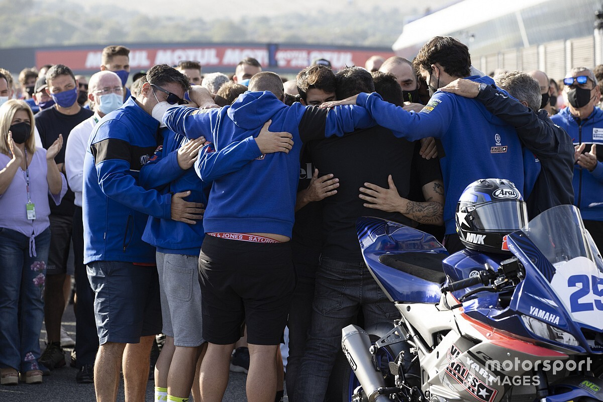 Motorbike racing's steps to a safer future after its newest tragedy - Motor Informed