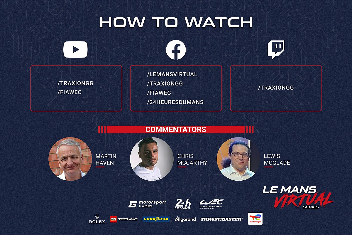 Watch the Le Mans Digital Collection Qualifying and Cup race reside - Motor Informed