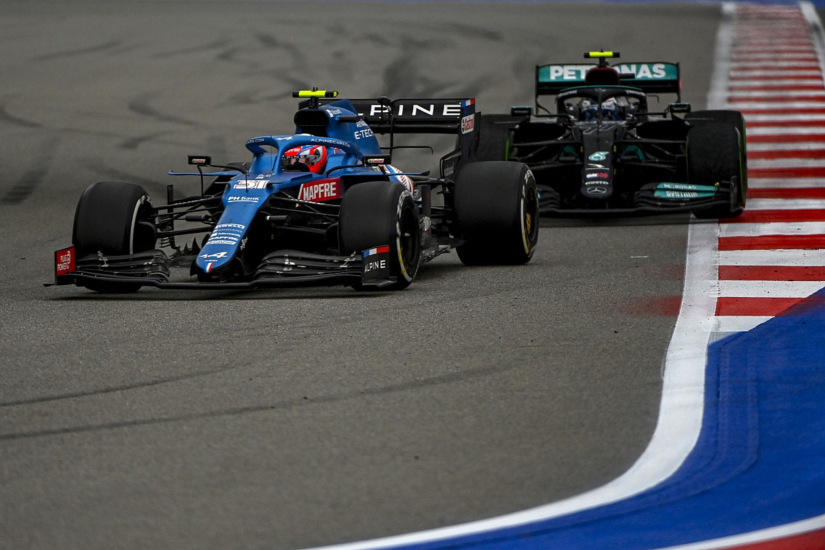 Why Bottas confronted inconceivable job to come back by means of area in Sochi - Motor Informed