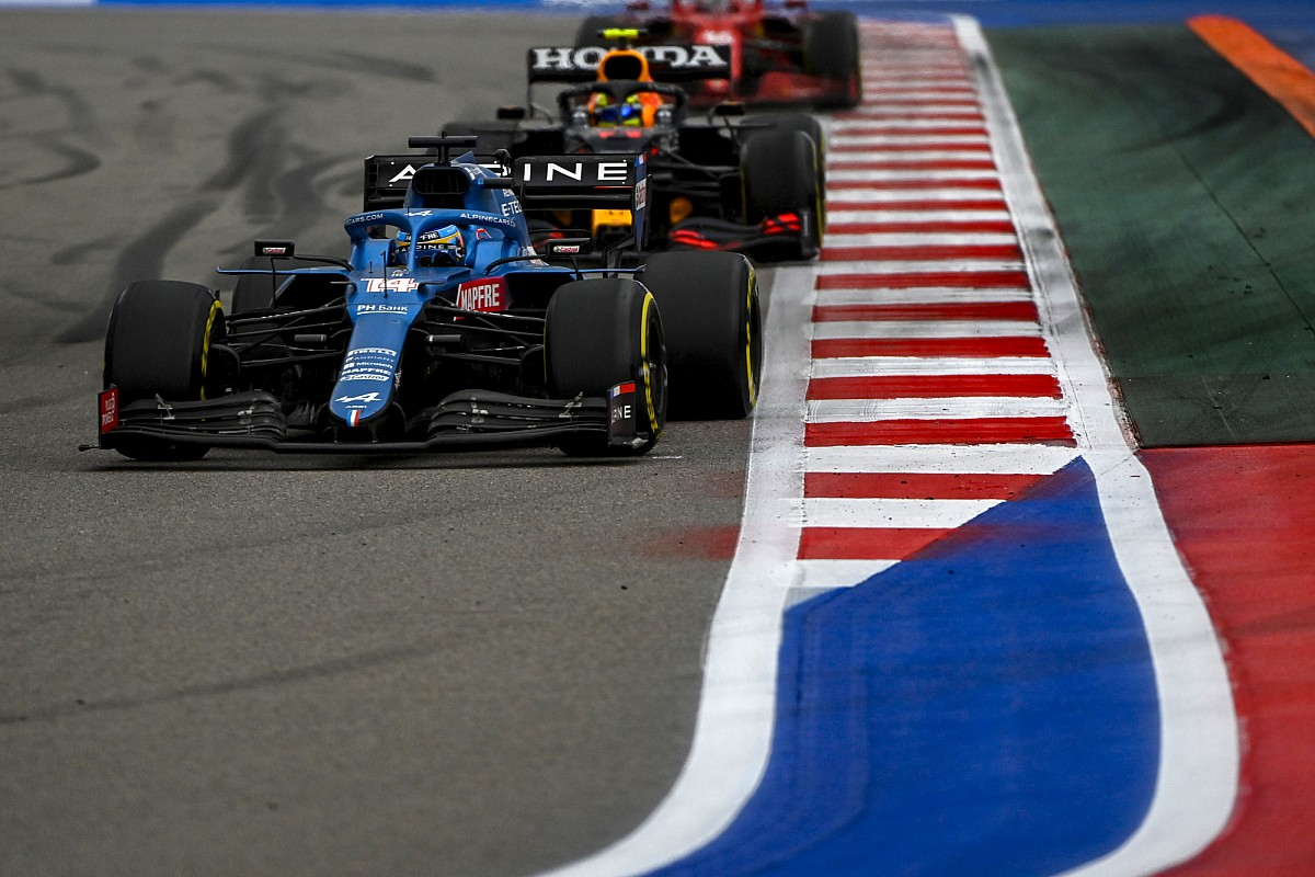 """Alonso: Alpine """"extremely aggressive"""" in finest F1 race of yr - Motor Informed"""