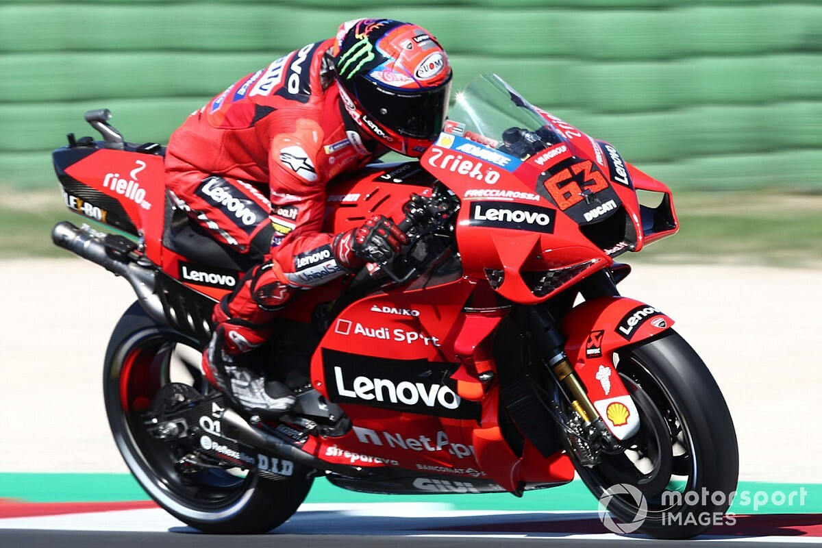 How Bagnaia's key power was aided by Jorge Lorenzo - Motor Informed