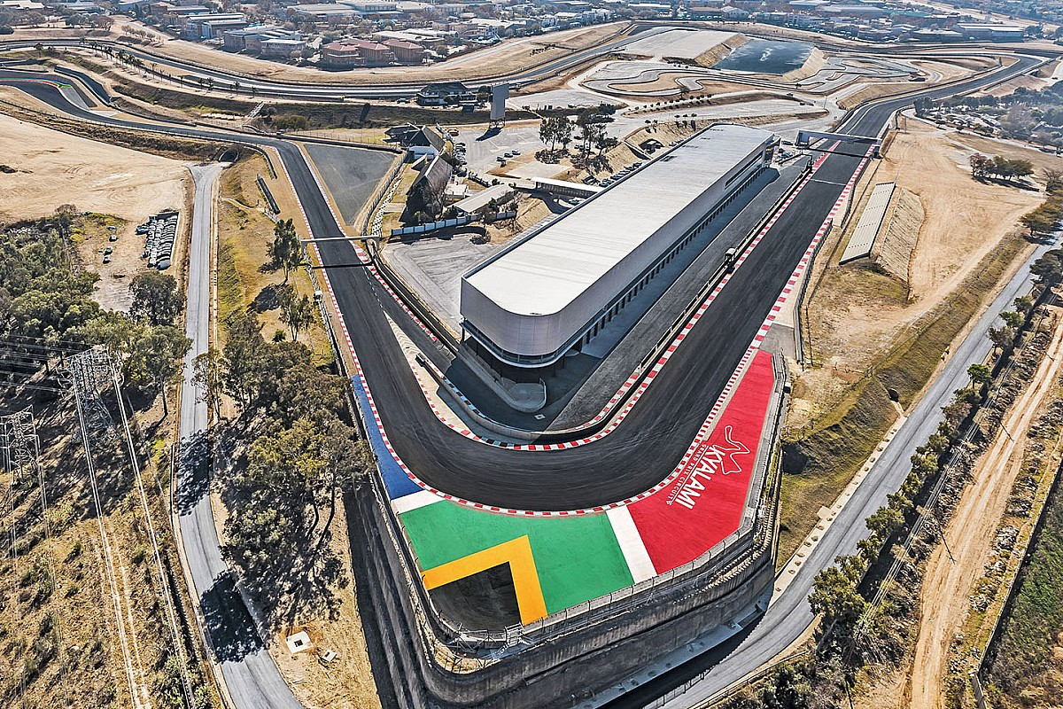 """F1 in """"talks"""" for a return to Africa - Motor Informed"""
