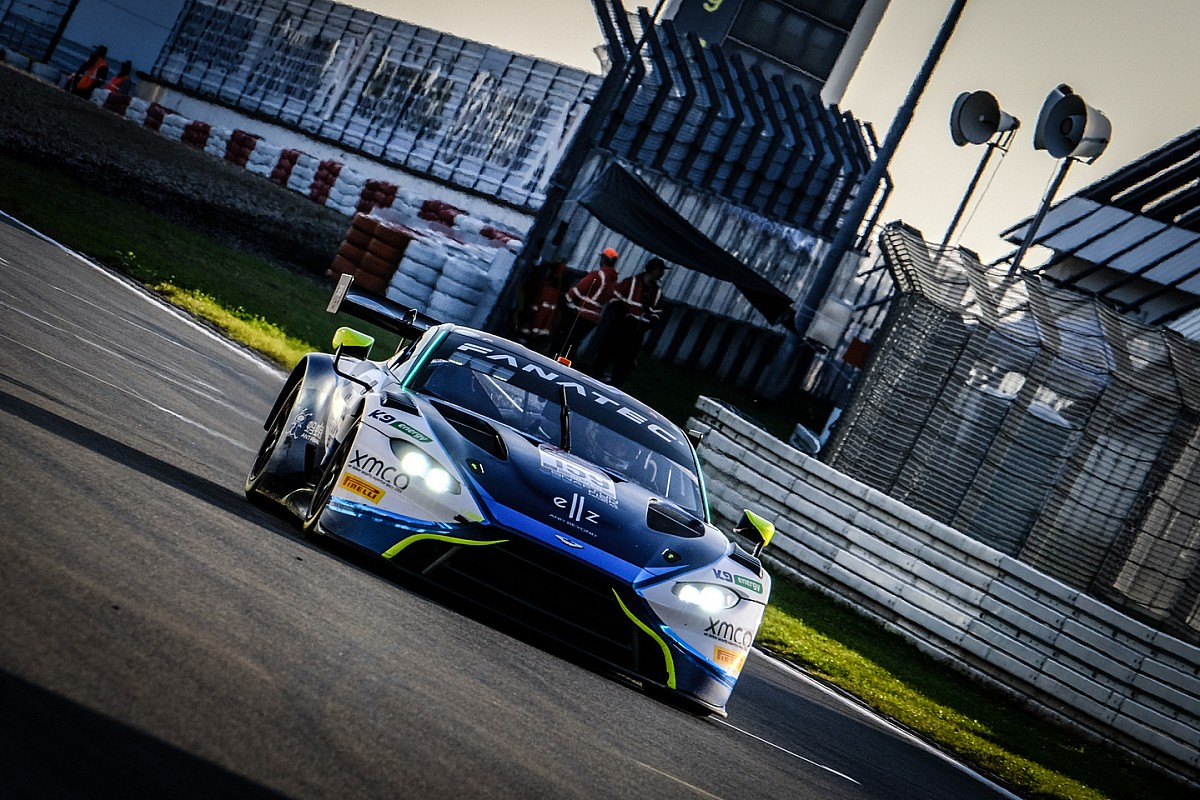 Aston Martin to make full-factory GT3 entry in NLS - Motor Informed