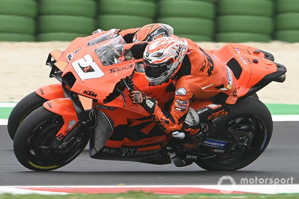 Lecuona 'pissed off' to be benched at MotoGP check for rookies - Motor Informed