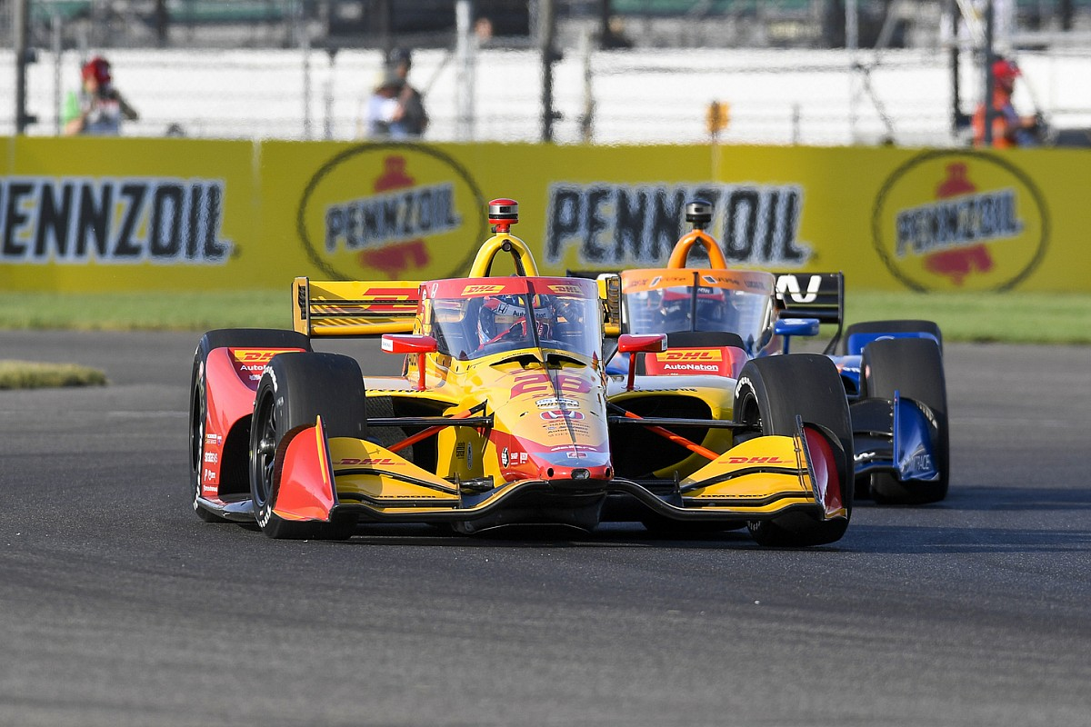 Hunter-Reay to exit Andretti Autosport IndyCar workforce after 11 years - Motor Informed