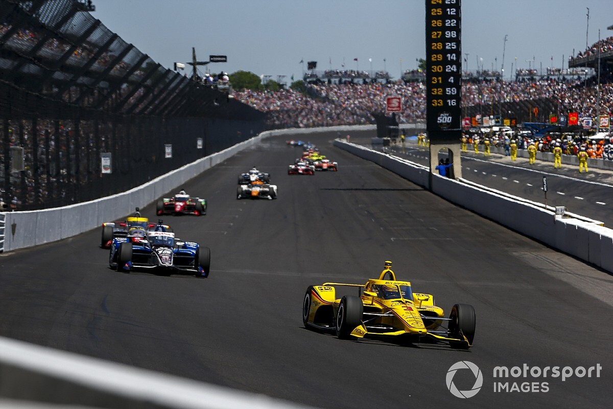 IndyCar Rookie of the 12 months McLaughlin targets Indy 500 win in 2022 - Motor Informed