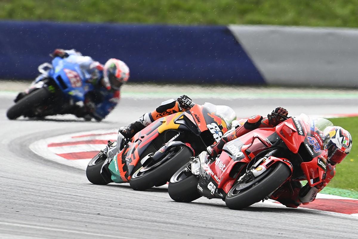 "Ducati is ""5 steps in entrance"" of Suzuki in MotoGP – Rins - Motor Informed"
