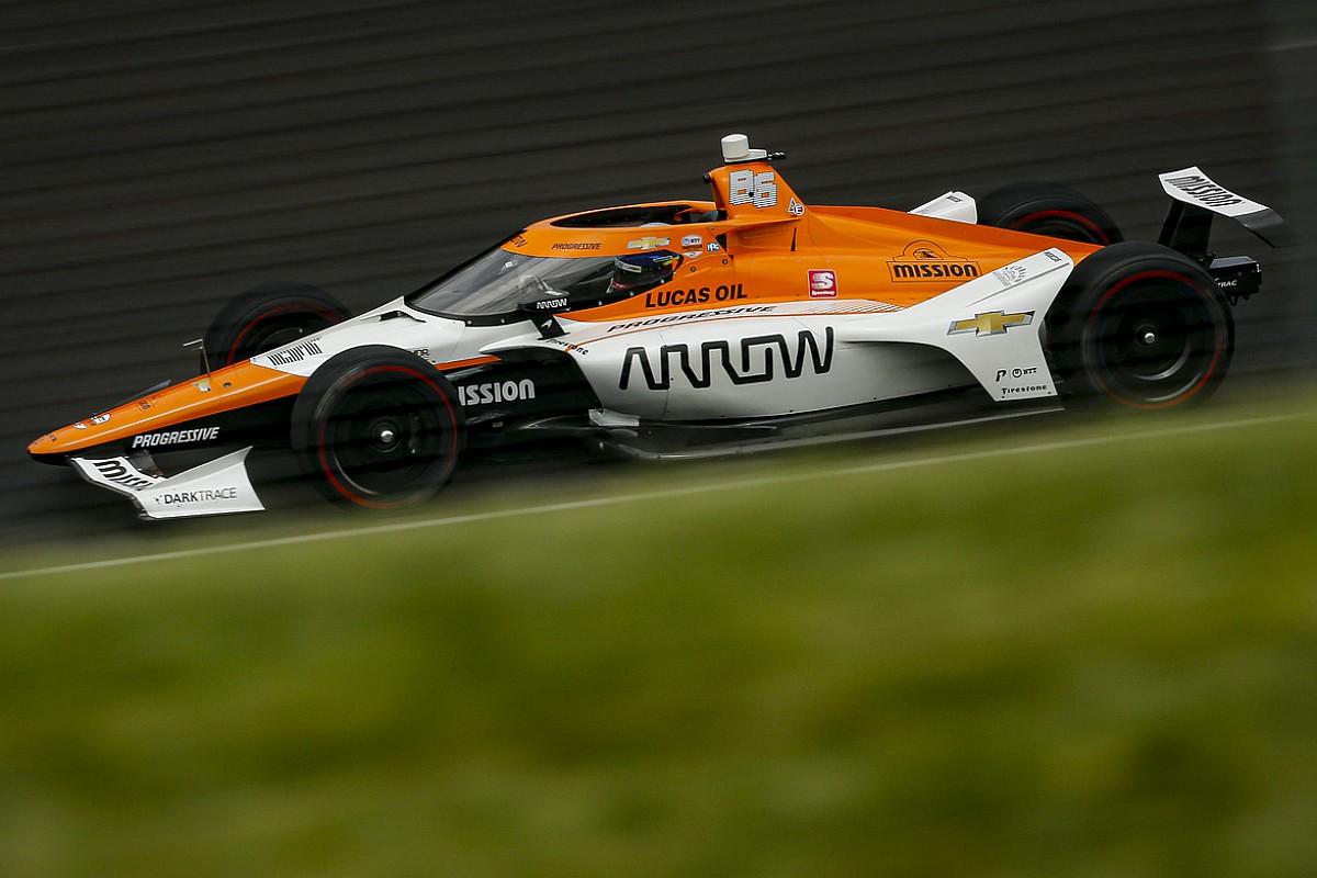 """Vandoorne """"into account"""" for McLaren SP IndyCar drive as Arrow renews - Motor Informed"""