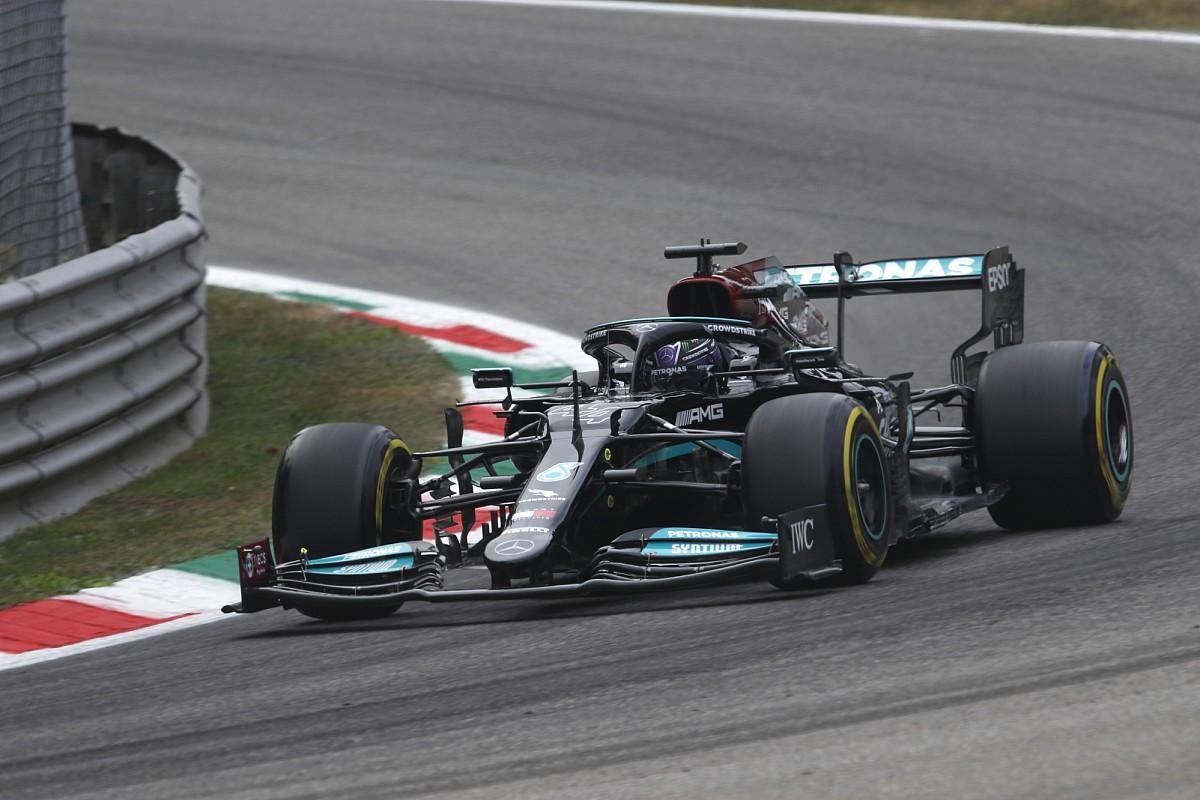 F1 Italian GP: Hamilton leads Verstappen in opening apply at Monza - Motor Informed