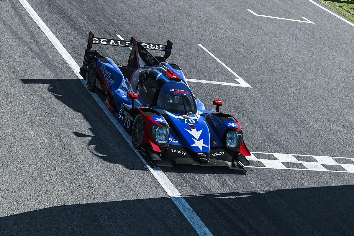 Realteam Hydrogen Redline, Porsche win Le Mans Digital Collection Spherical 1 at Monza - Motor Informed