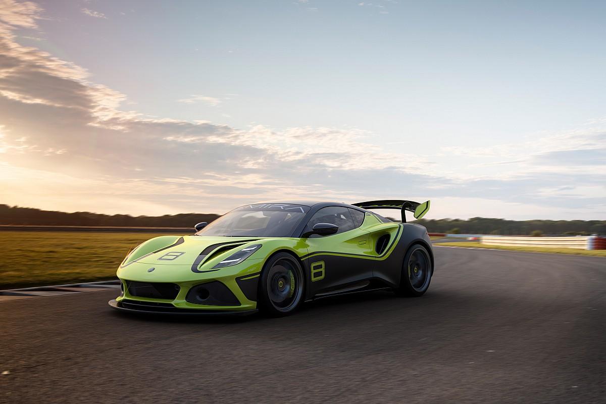 Lotus produces new Emira GT4 racer - Motor Informed