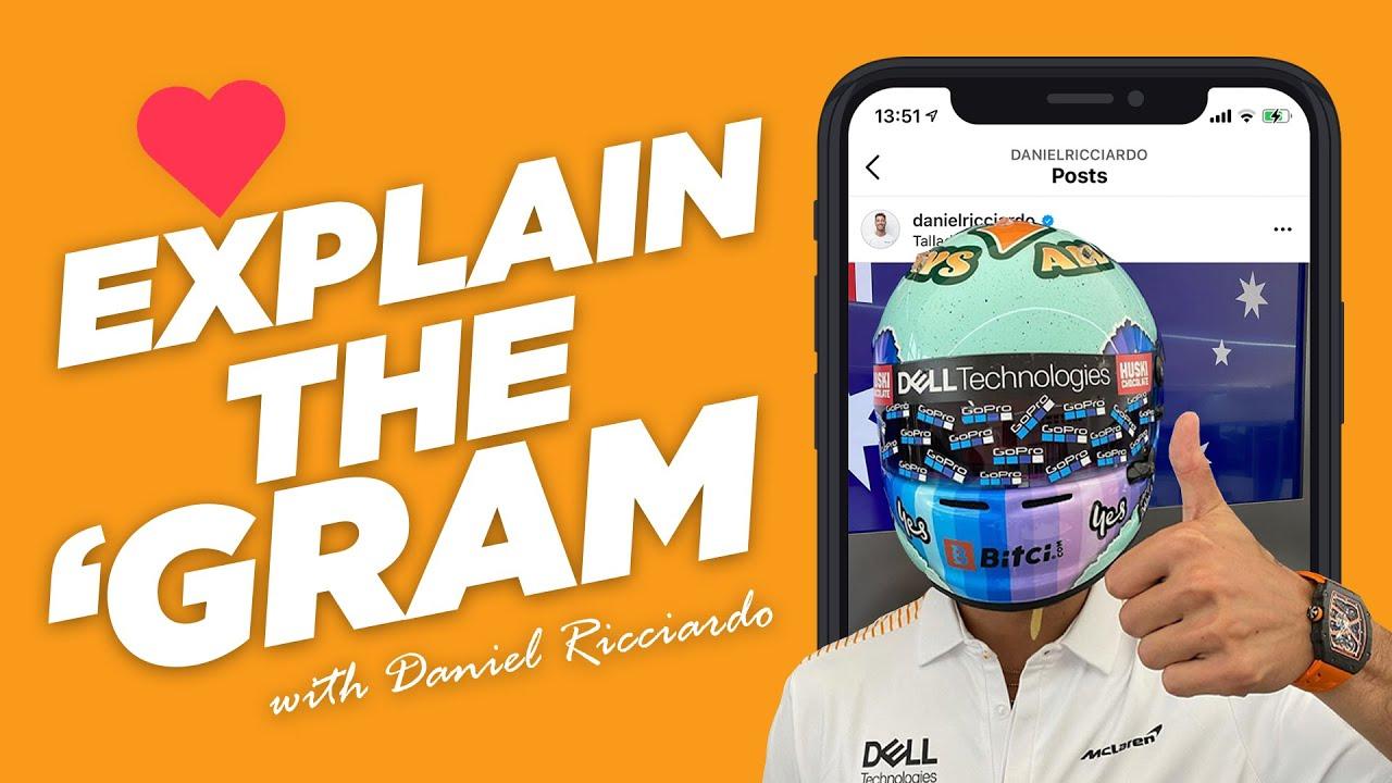 Explain The 'Gram with Daniel Ricciardo - Motor Informed
