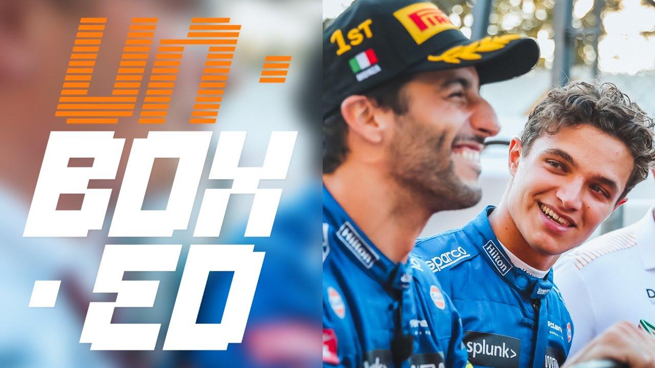 McLaren Unboxed | The Perfect Weekend | #ItalianGP - Motor Informed