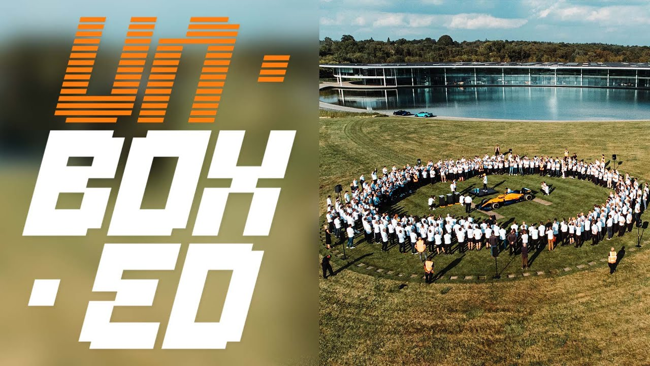 McLaren Unboxed   Homecoming   #ItalianGP - Motor Informed