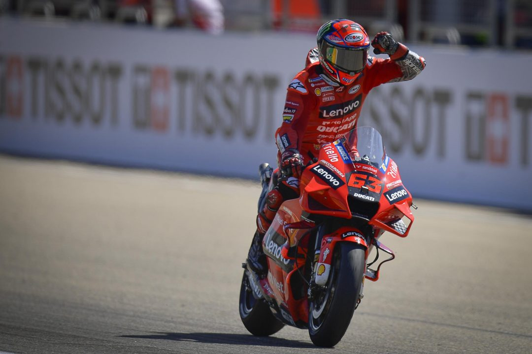 after Stoner and Dovizioso, Ducati goals of a 3rd at Misano - Motor Informed