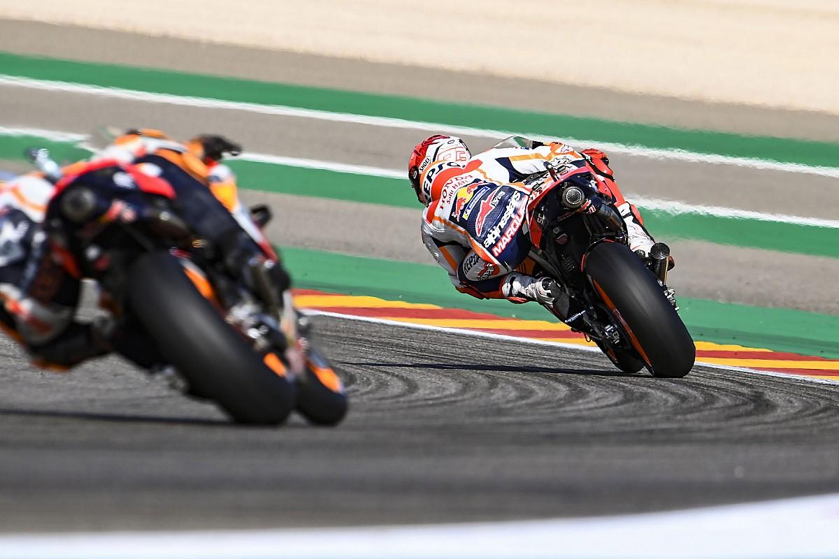 "Honda ""must comply with"" Marquez on MotoGP bike growth – Espargaro - Motor Informed"