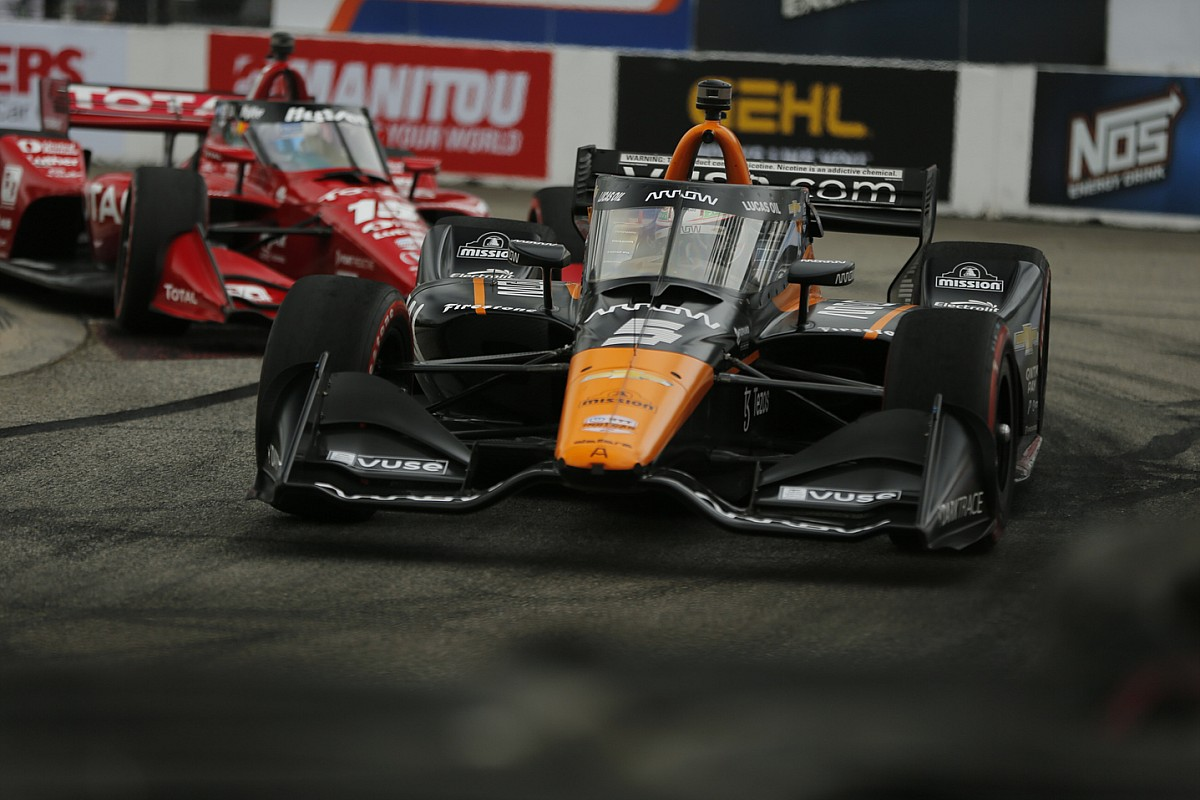 Brown: 2021 was an awesome season for O'Ward regardless of title loss - Motor Informed