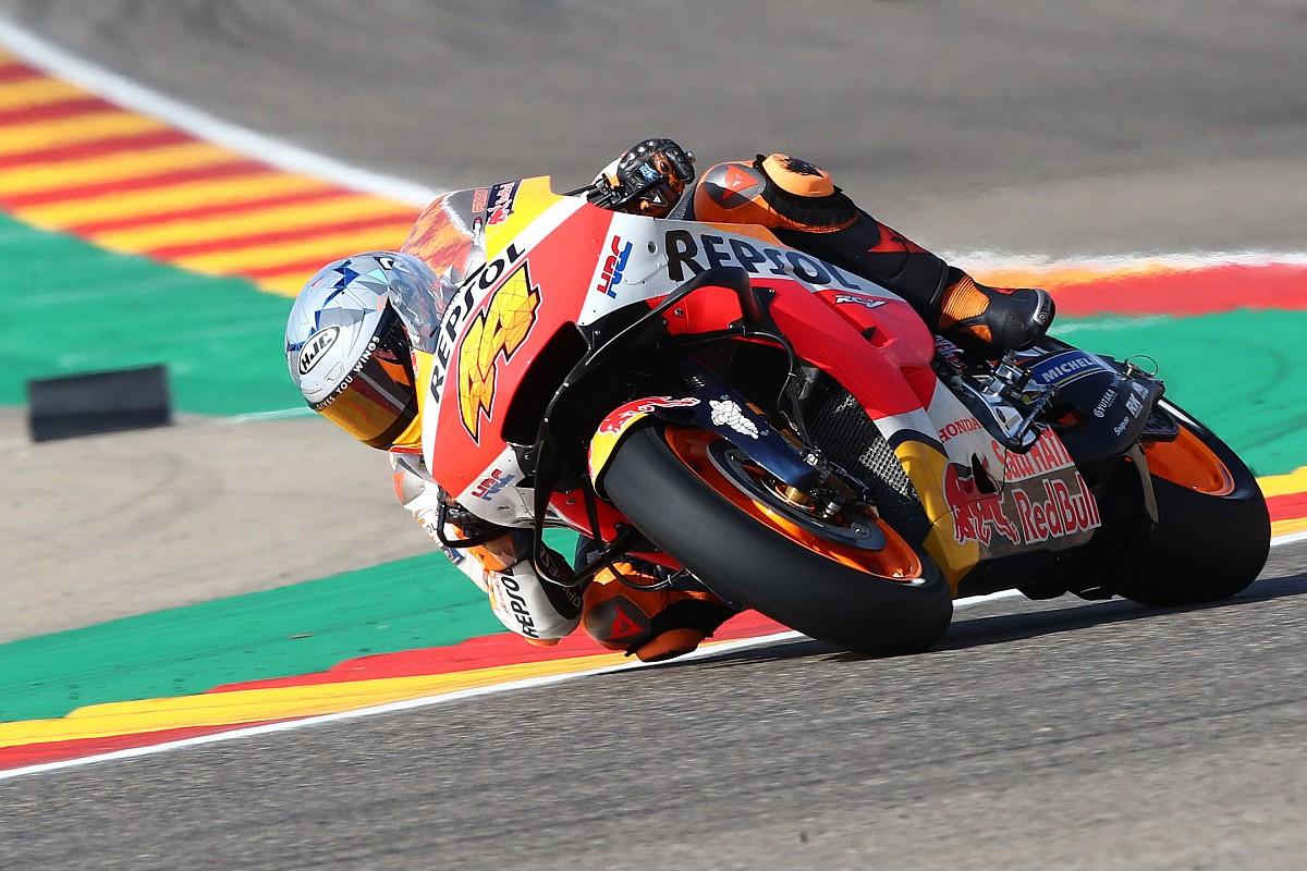 """Espargaro says Honda Aragon MotoGP woes """"painful"""" - Motor Informed"""