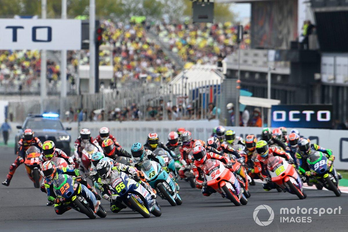 Romano Fenati, Max Racing Team race start