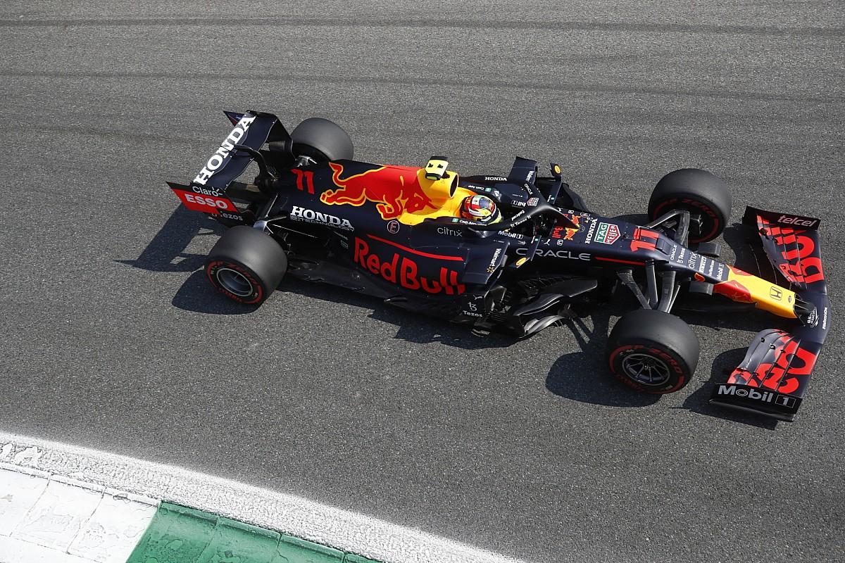 Crimson Bull and FIA at odds over Pérez penalty - Motor Informed