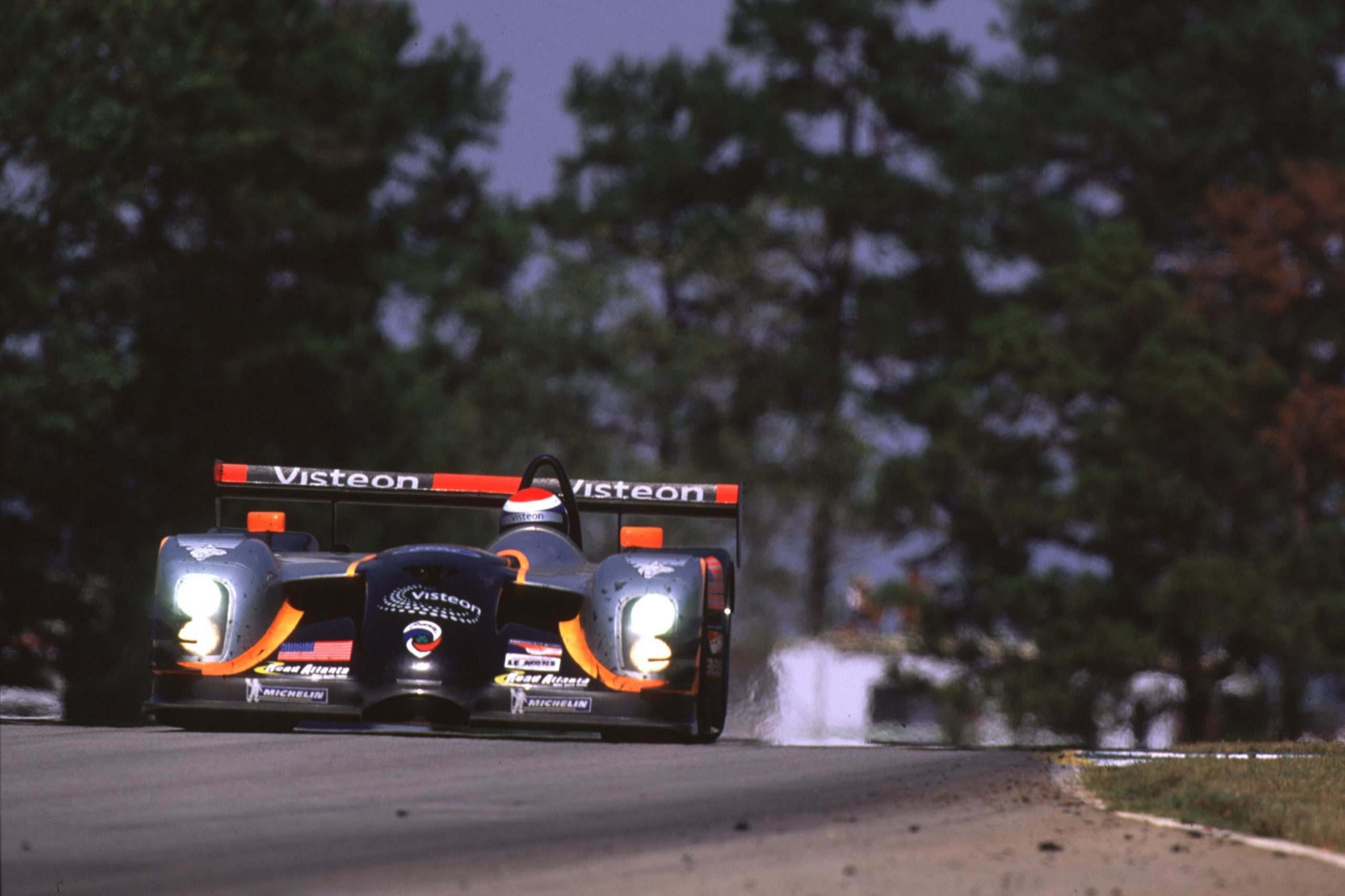 Petit Le Mans victory in 1999 was one of the high-points in Panoz's racing history