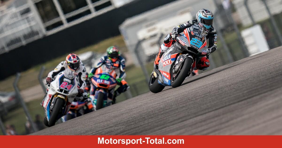 Defect forces Marcel Schrötter into the pits - Motor Informed