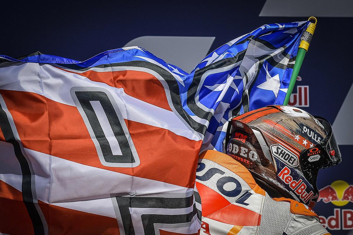 Marquez returns to his habits in Austin - Motor Informed
