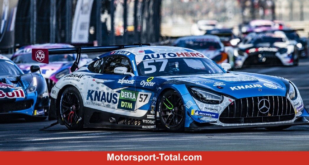 Does formal error prevent farce in the DTM title finals? Why Lawson got away - Motor Informed