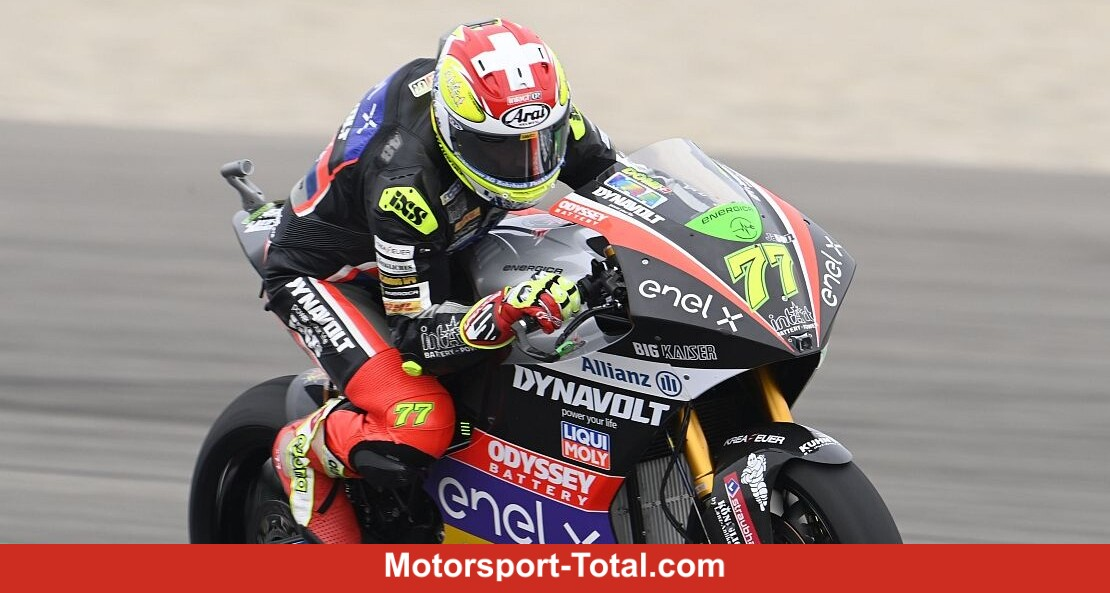 MotoE Misano: penalty costs Aegerter victory and title - Motor Informed
