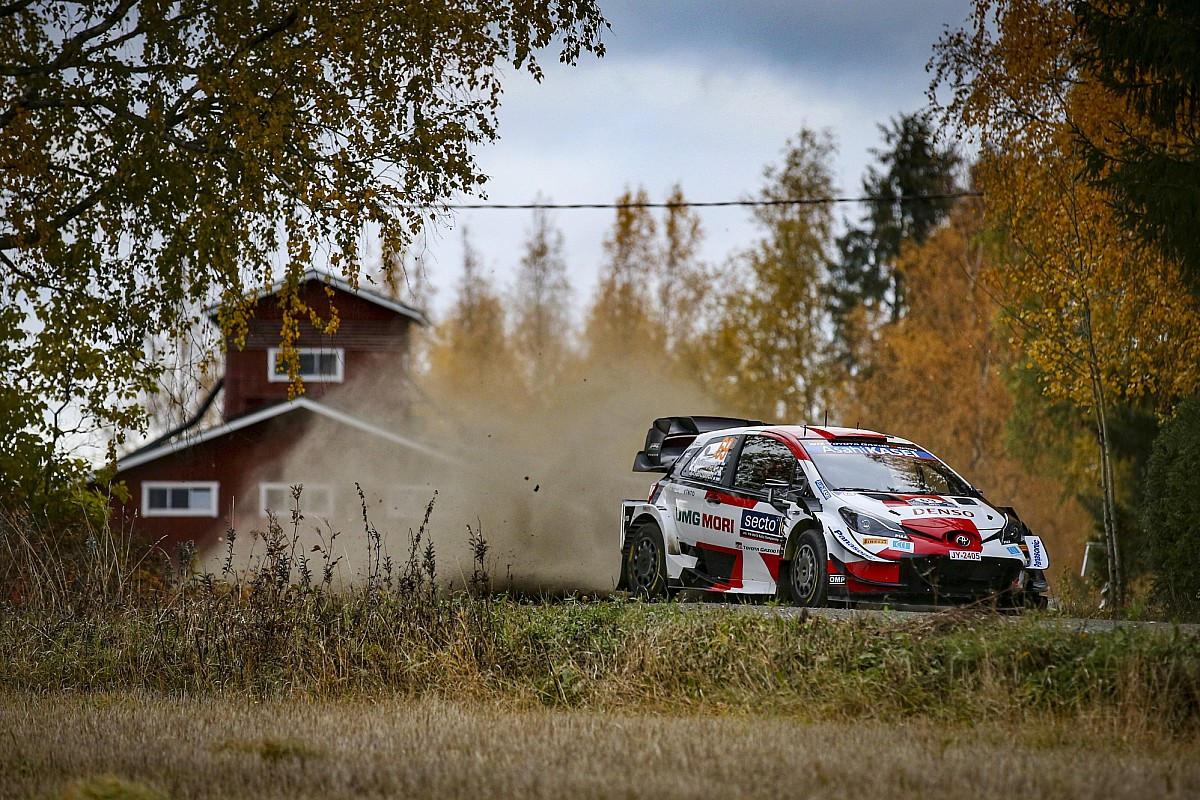 Hit within the again, Kalle Rovanperä receives the inexperienced mild for Catalonia - Motor Informed