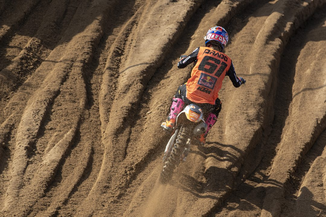 Jorge Prado at the beginning for the French GP, however will he be capable to do it? - Motor Informed