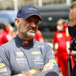 Adrian Newey again from damage at Crimson Bull - Motor Informed