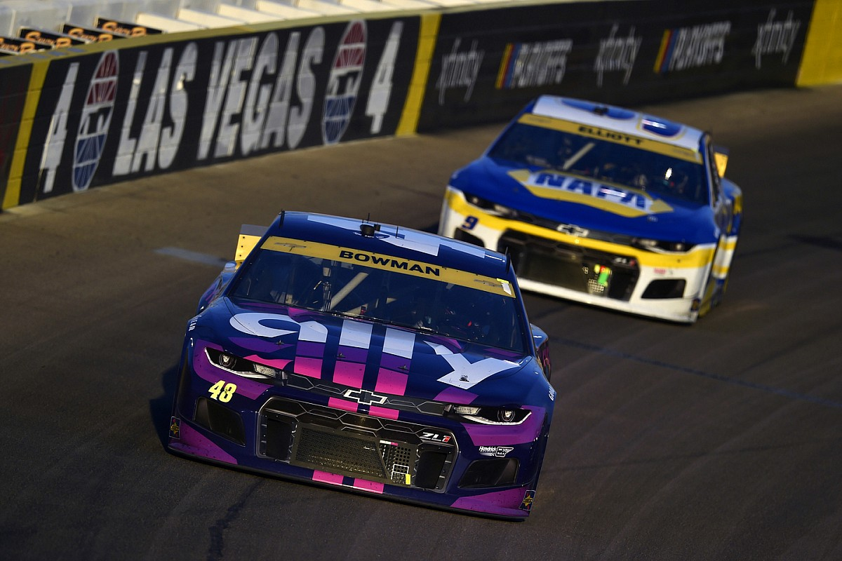 Bowman: NASCAR Cup playoffs 'slightly irritating' to this point - Motor Informed