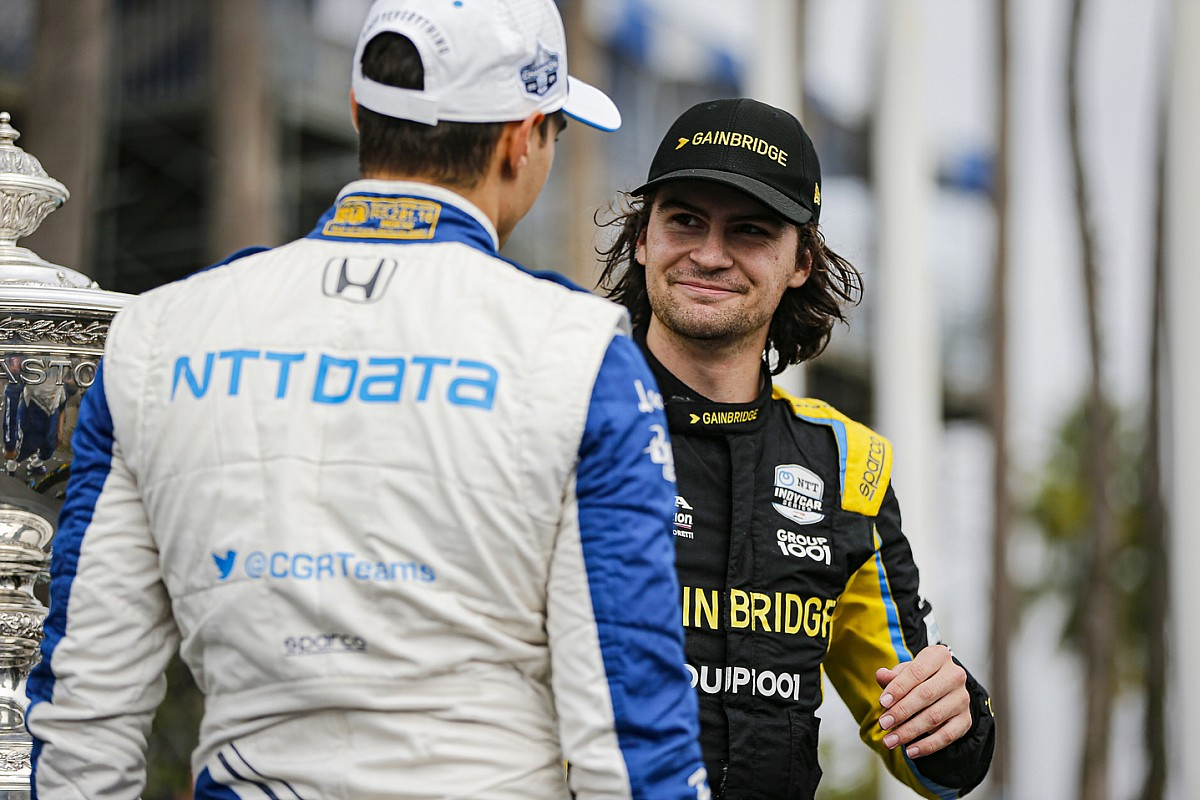Bryan Herta: Exhausting to imagine Colton completed IndyCar season solely fifth - Motor Informed