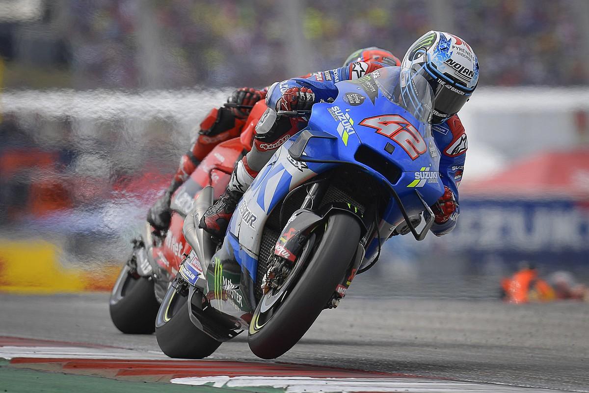 "Rins ""was attempting to outlive"" in COTA MotoGP race - Motor Informed"