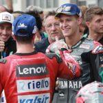 Dovizioso takes his hat off to Quartararo - GP Inside - Motor Informed